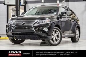 2014 Lexus RX 350 TOURING AWD; TOIT CAMERA GPS GPS - BACKUP CAME