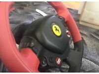 Ferrari 458 Spider Wheel and Pedals for Xbox One
