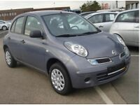 Wanted AUTOMATIC NISAN MICRA OR TOYOTA YARIS