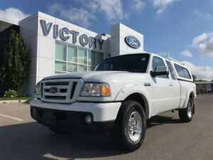 2010 Ford Ranger SPORT , AUTOMATIC, A/C, NEW TIRES/BRAKES