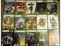 Xbox 360 games , used