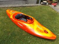 Kayak - Dagger GTX 8.1 with new upgraded Dagger seat pad and back band, great condition