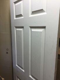 Colonial 6 Panel Door Brand New