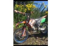 Ktm 85 2009 big wheel (swap quad)