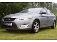 2009 FORD MONDEO ZETEC TDCI 1.8 DIESEL HATCHBACK**BRAND NEW MOT(NO ADVISORY)**IDEAL FAMILY CAR**