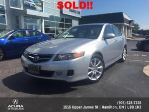 2006 Acura TSX One Owner! No accdents! Excellent Condition