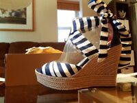 Women Summer Wedges UGG shoes new