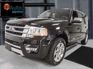 2017 Ford Expedition MAX Leather, NAV. sunroof, back up cam, hea