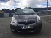2009 Toyota Yaris 1.3 TR 46K Miles £30 Tax! 1 Owner Car Start/Stop!