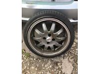 "Oz alloy wheel 17"""