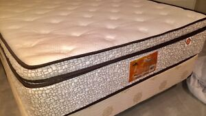 """NEW Full Double 54""""x74"""", 15"""" Thick Euro-top Mattress $500"""