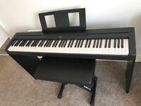 Digital piano keyboard Yamaha P-45