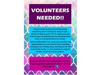 Volunteer Charity Shop Assistant for Autism Bedfordshire