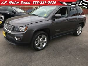 2015 Jeep Compass 4x4, Automatic