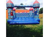 Commercial bouncy castle 18ftx