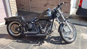 2008 Harley Davidson Softail Night Train