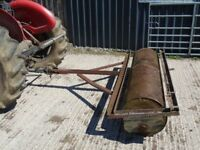 6 foot wide Field Paddock Roller