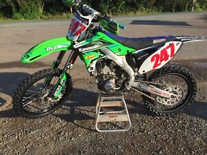 2014 KX250F* Needs absolutely nothing *