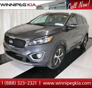2017 Kia Sorento EX 7-Seater *No Accidents!*