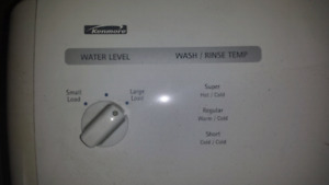 Washer & Dryer for sale!!