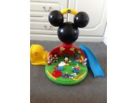 Mickey Mouse Clubhouse Playset with Figures