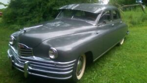 1948 Packard, Straight flat 8 cyl. Great running driver!