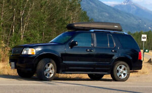 2003 Ford Explorer Limited SUV, Crossover