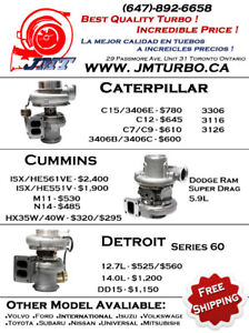 Turbocharger in brand new condition, High Quality