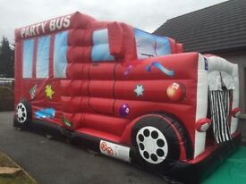 Bouncy Castles, Mascots Candy floss, Popcorn & Slush Machines
