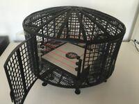 WWE Elimination Chamber Wrestling Ring