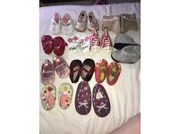 Shoes for baby girl 9-12 months
