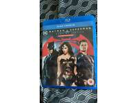Batman vs Superman Blu-ray