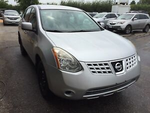 2008 Nissan Rogue S with one year warraty