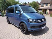 Volkswagen T6 Transporter T28 2016 Manual 4 Berth 4 Traveling Seats Ref 11110