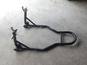 Motorcycle rear stand 50$ obo