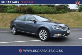 2013 Volkswagen Passat 2.0 TDI BlueMotion Tech Highline 4dr (start/stop)