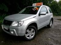 Suzuki Grand Vitara, 2007, One owner from new, Only 36k miles, Finance available.