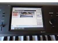 Korg Kronos 61 key workstation.