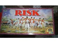 Risk Board Game by Parker