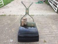 18 inch Webb Motor Mower
