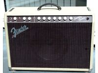 Fender Supersonic 22 guitar amp Blonde and Mint condition