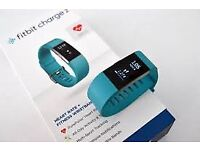 Fitbit charge 2 - Brand new inbox unopened teal strap