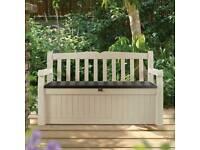 Wanted garden storage bench