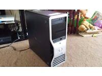 Octa-Core Gaming PC, Dual Quad Core 2.67Ghz, 8 Cores 16 Threads, 16GB DDR3 RAM, Nvidia FX 800 1.5GB!