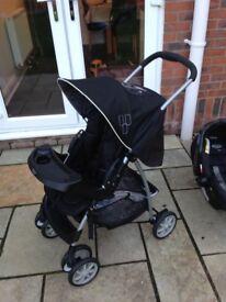 GRACO stroller/ car seat