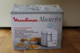 BRAND NEW MOULINEX MASTERFRY FRYER