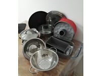 Hurry! Take it. Kitchen articles set for sale. Owner moving