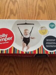 Jolly jumper for door frame