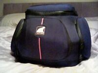 Ventura motorcycle bag with frame to fit 2001 gsxr 1000 very good condition