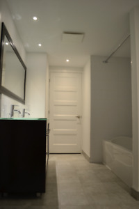 ALL NEW 2 BEDROOM - DOWNTOWN - EVERYTHING INCLUDED